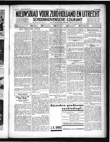 Schoonhovensche Courant 1937-07-09