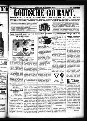 Goudsche Courant 1932-08-06