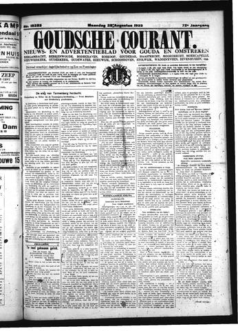 Goudsche Courant 1933-08-28