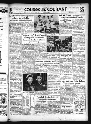 Goudsche Courant 1956-06-19