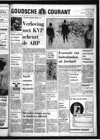 Goudsche Courant 1970-06-13