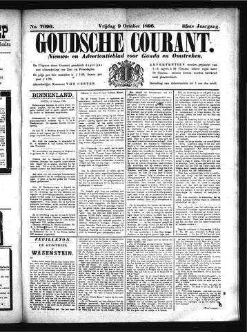 Goudsche Courant 1896-10-09