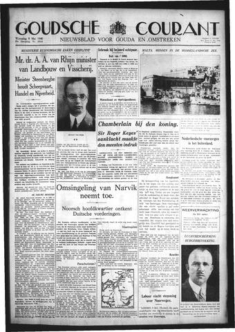 Goudsche Courant 1940-05-08