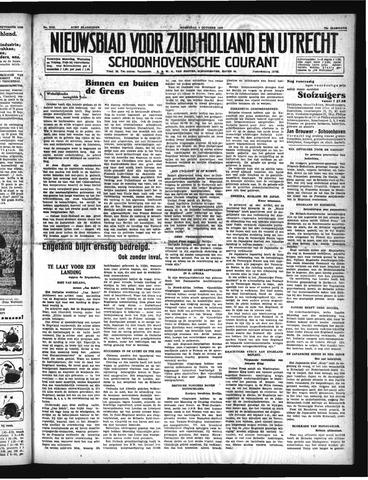Schoonhovensche Courant 1940-10-02