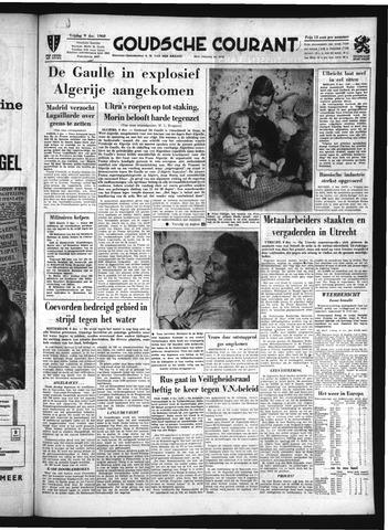 Goudsche Courant 1960-12-09