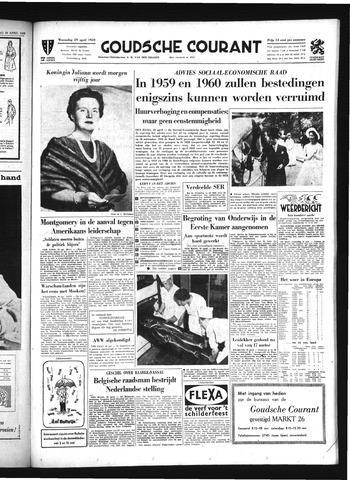 Goudsche Courant 1959-04-29