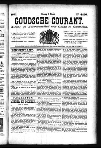 Goudsche Courant 1891-03-03