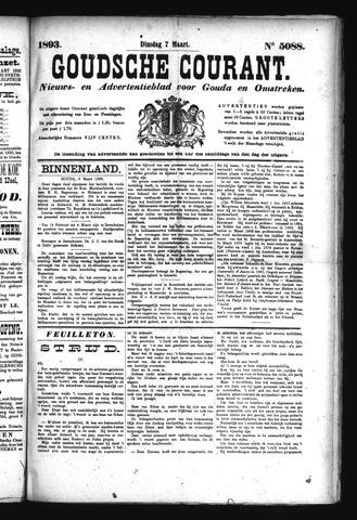 Goudsche Courant 1893-03-07