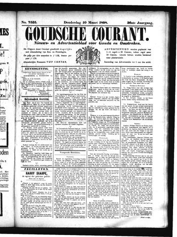 Goudsche Courant 1898-03-10