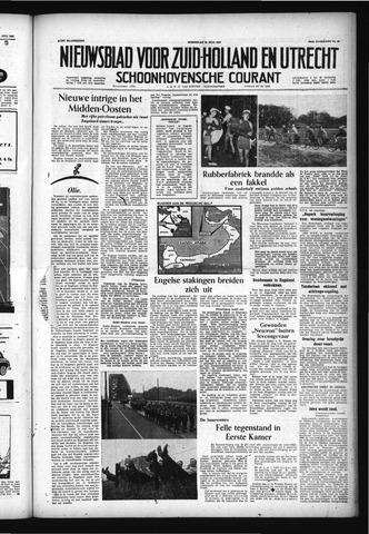 Schoonhovensche Courant 1957-07-24