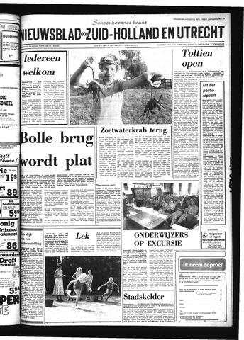 Schoonhovensche Courant 1978-08-25