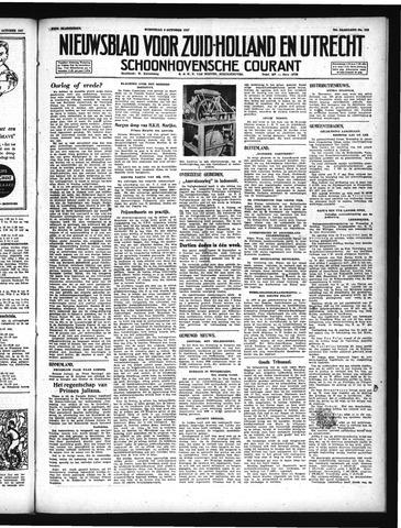 Schoonhovensche Courant 1947-10-08