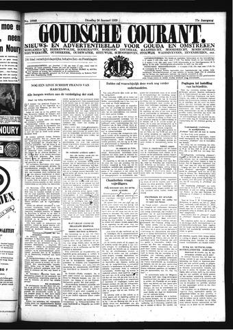 Goudsche Courant 1939-01-24