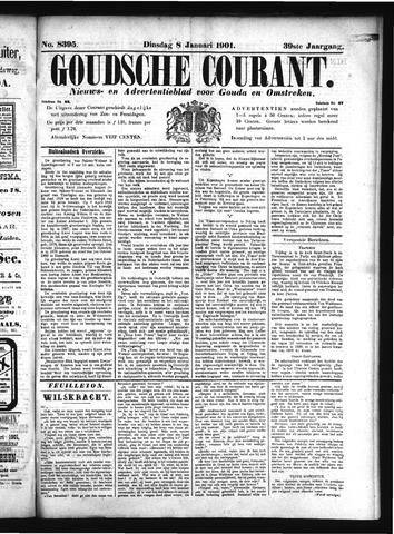 Goudsche Courant 1901-01-08