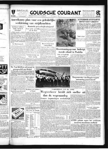 Goudsche Courant 1957-06-25