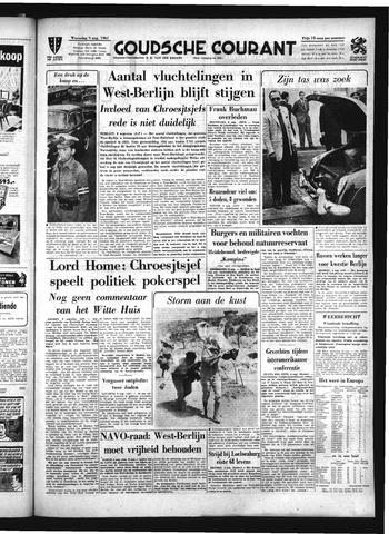 Goudsche Courant 1961-08-09