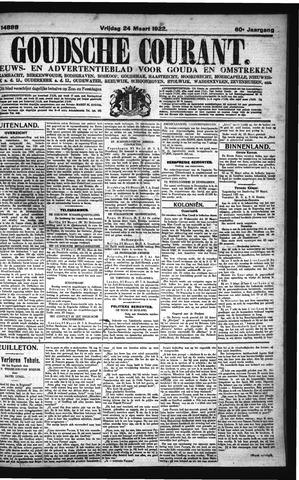 Goudsche Courant 1922-03-24