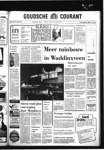 Goudsche Courant 1977-12-24