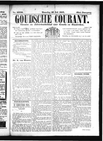 Goudsche Courant 1907-07-22