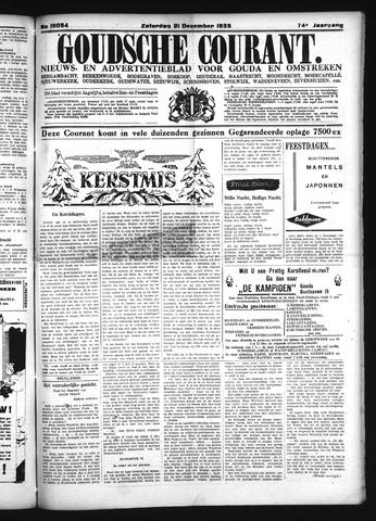 Goudsche Courant 1935-12-21