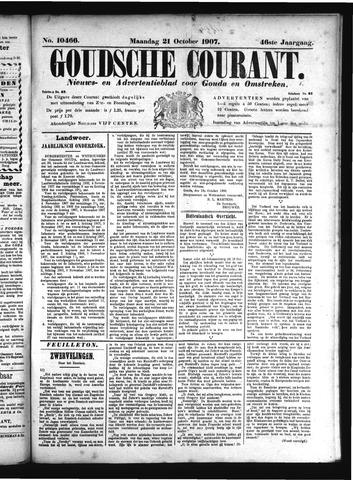 Goudsche Courant 1907-10-21
