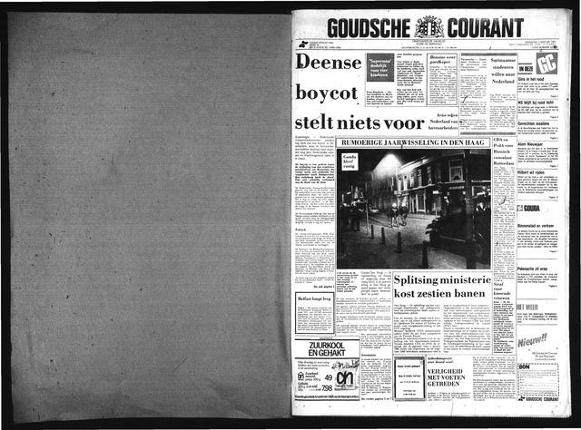 Goudsche Courant 1983-01-01