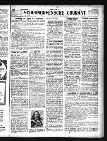 Schoonhovensche Courant 1943-06-01
