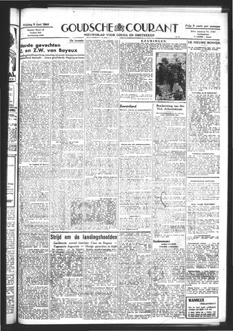 Goudsche Courant 1944-06-09