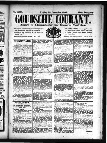 Goudsche Courant 1893-12-22