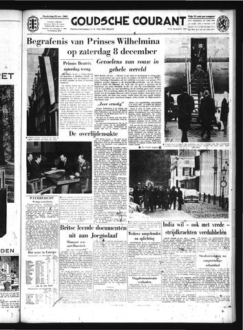 Goudsche Courant 1962-11-29
