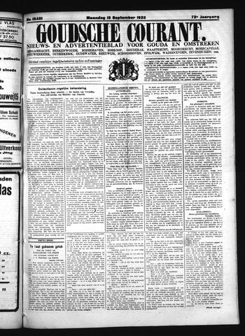Goudsche Courant 1933-09-18