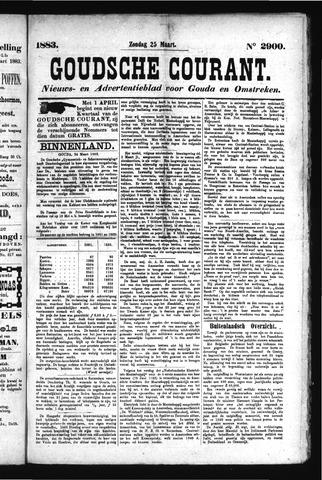 Goudsche Courant 1883-03-25