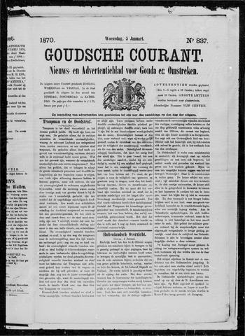 Goudsche Courant 1870-01-05
