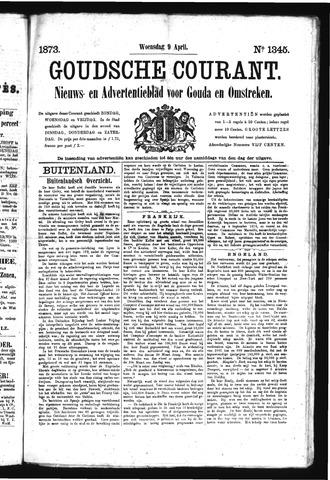Goudsche Courant 1873-04-09