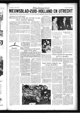 Schoonhovensche Courant 1959-10-30