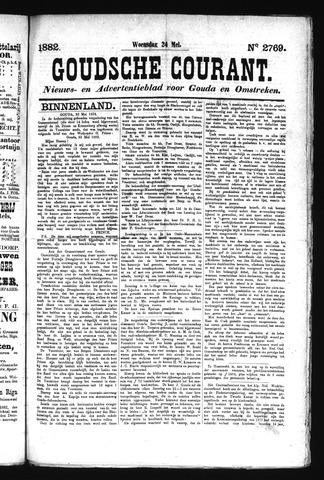 Goudsche Courant 1882-05-24