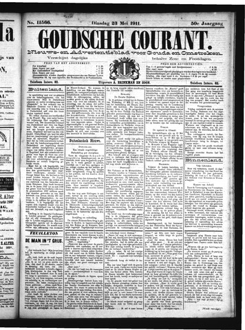Goudsche Courant 1911-05-23