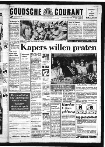 Goudsche Courant 1985-10-09