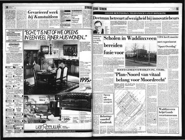 Goudsche Courant 1985-03-28