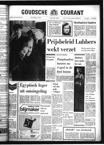 Goudsche Courant 1974-01-28
