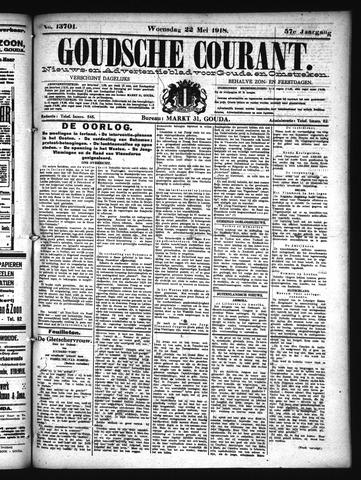 Goudsche Courant 1918-05-22