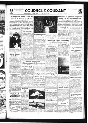 Goudsche Courant 1954-01-16