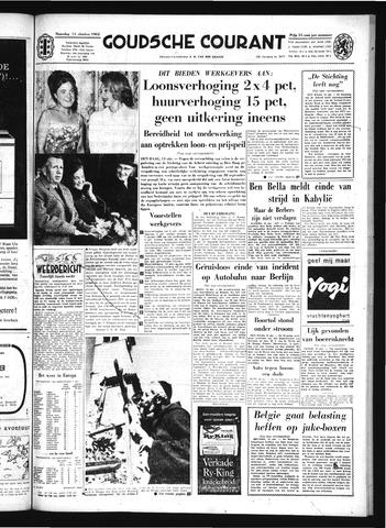 Goudsche Courant 1963-10-14