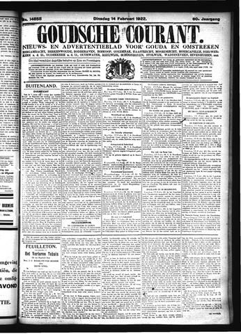 Goudsche Courant 1922-02-14