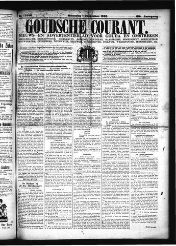 Goudsche Courant 1930-12-01
