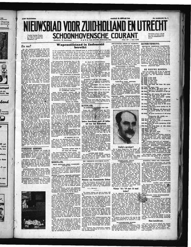 Schoonhovensche Courant 1948-01-16