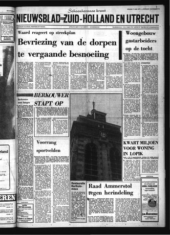 Schoonhovensche Courant 1977-06-17