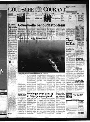 Goudsche Courant 2004-07-21