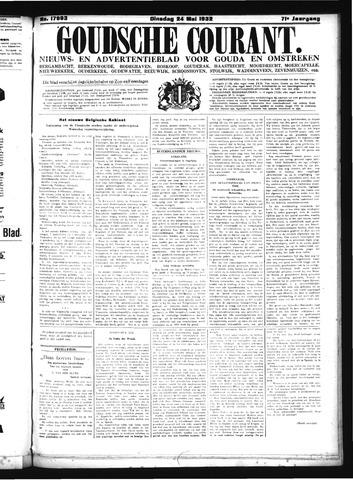 Goudsche Courant 1932-05-24