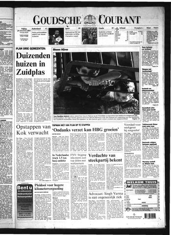 Goudsche Courant 2001-08-24